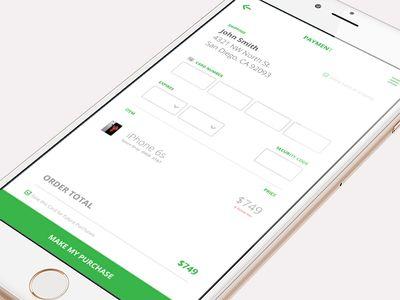Payment UI