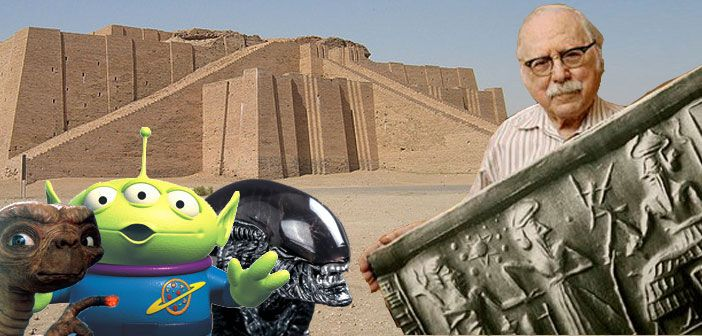 Aliens Didn't Build The Pyramids, You Racist Fool!