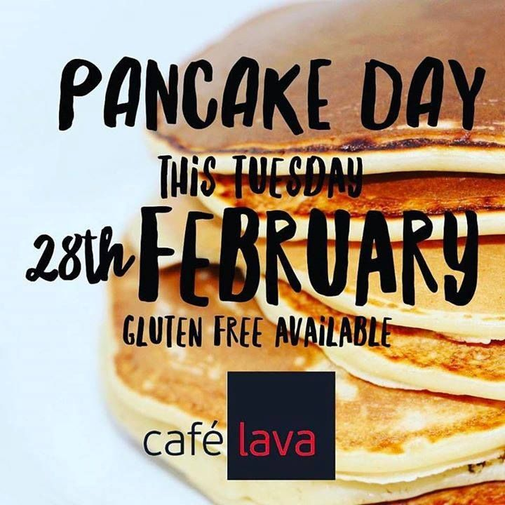 And I have 4 client meetings st #cafelava this Tuesday. Coincidence? I think not!!! #Repost @cafelavawarrnambool  #pancakeday #shovetuesday #thistuesday #glutenfreeavailable #somanytoppings #booknow #eat3280