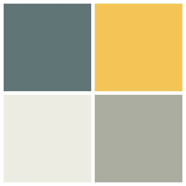 Outside color- Riverway form Sherwin Williams.