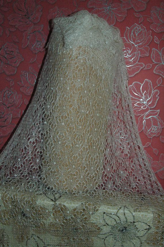 Knitting Shawl Russian : Best images about knit lace shawls orenburg on