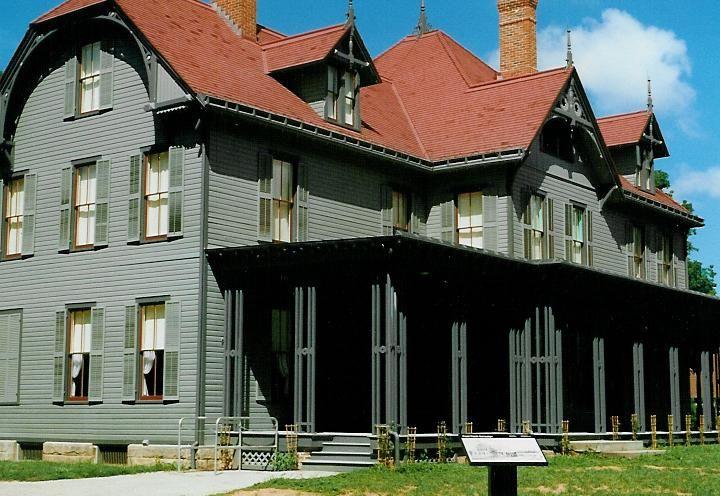 Home of President James A. Garfield, Mentor, Ohio