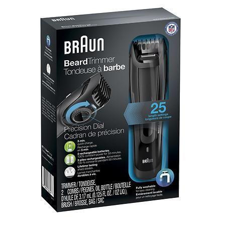 Braun Beard Trimmer (Model BT 5070) - 1 ea