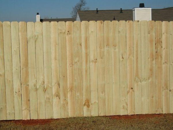 Home Depot Wood Fencing Wood Fence Fence Panels Wood Fence Design