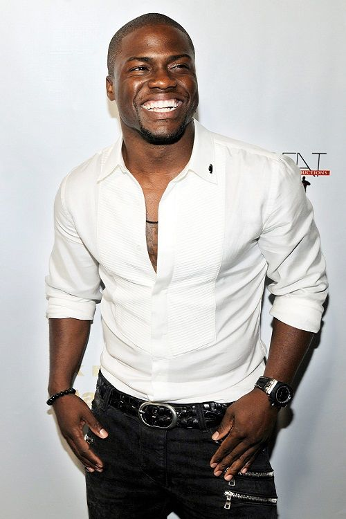 Kevin Hart. Funny funny dude!
