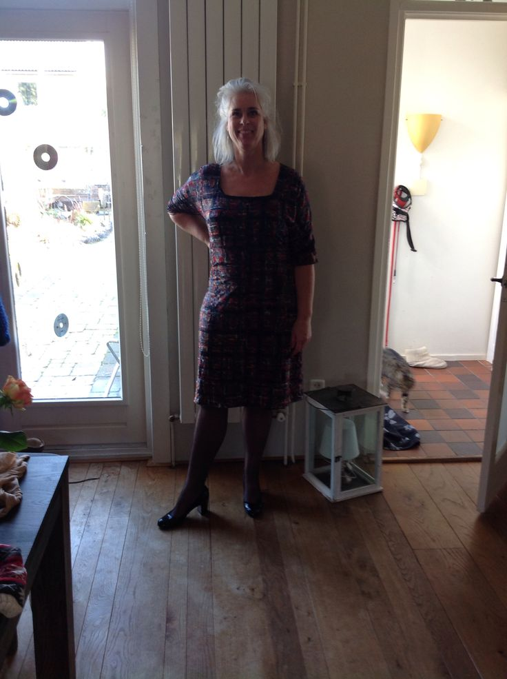Sew so easy, here is my creation of the weer everywhere dress
