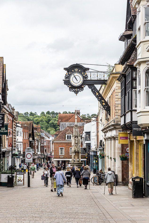 High Street, Winchester
