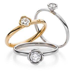 Zásnubní prsteny...