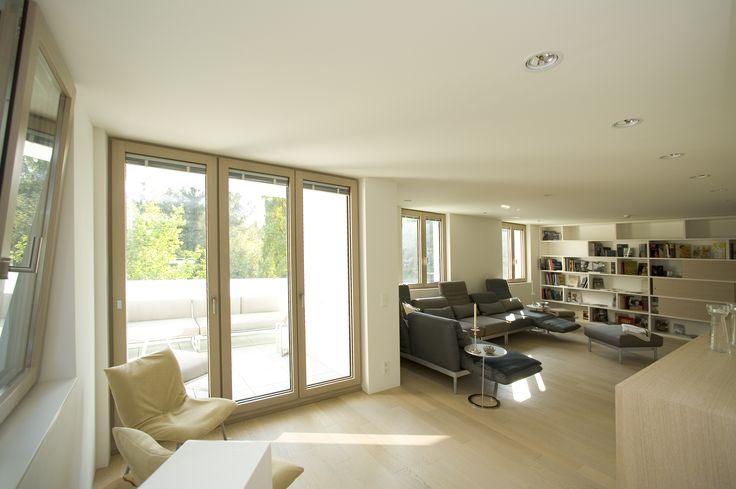 hv 350, these wood/aluminium composite windows from internorm,