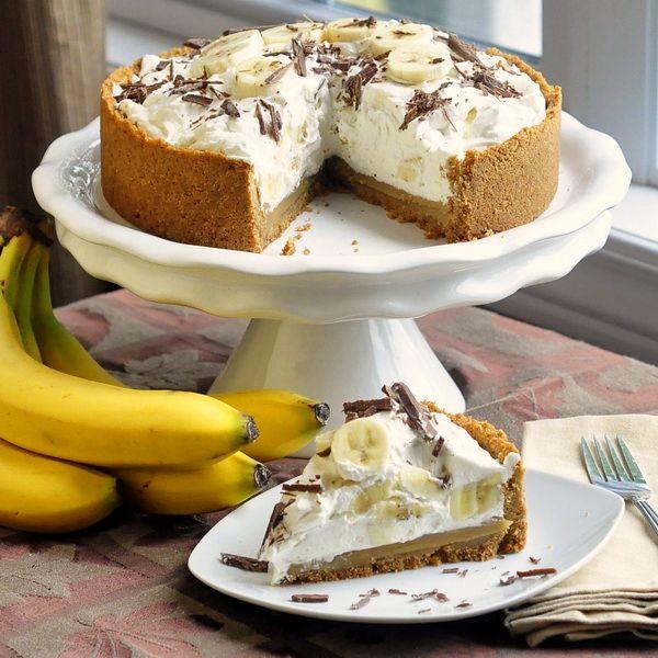 Tarta Banofee :Ένα ρεσιτάλ μπανάνας στο πιάτο σας