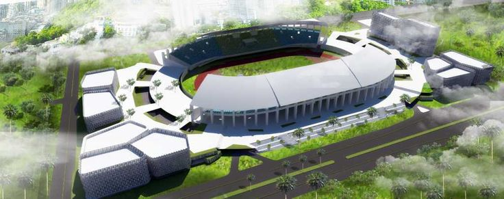 Bekasi Sport Center  Design by WAGA