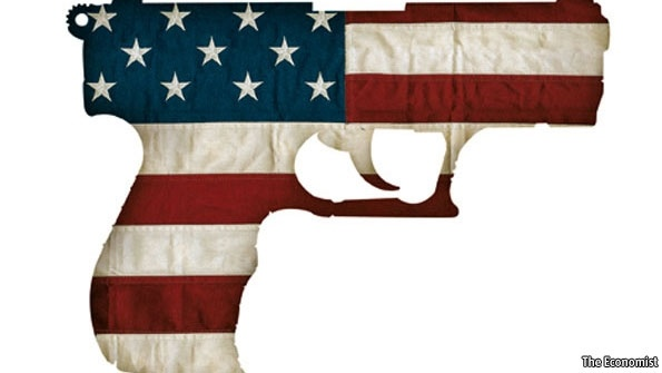 America's gun laws: Colorado's dark night | The Economist