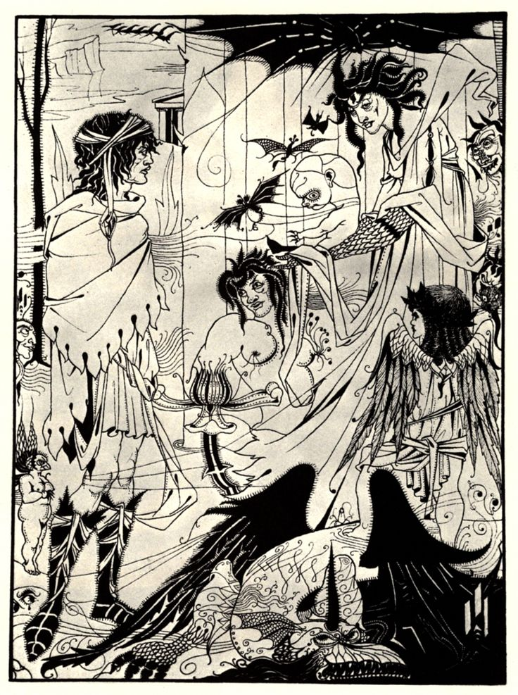 aubrey beardsley - Google Search