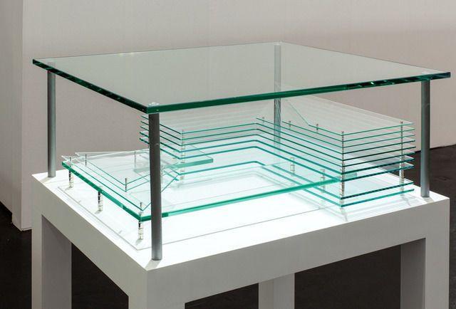 Carlos Garaicoa Proyecto Frágil / Project Fragile (XIII), 2012 Barbara Gross