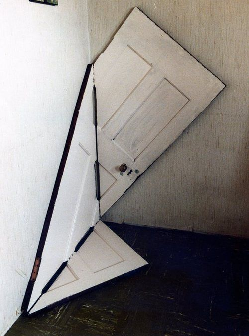 arpeggia: Dennis Shields - Folding Door No. 3