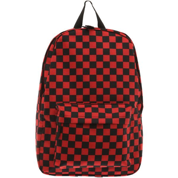 Backpacks | School Stuff ($5) ❤ liked on Polyvore featuring bags, backpacks, accessories, mochilas, rucksack bag, red bag, backpacks bags, knapsack bags and red backpack