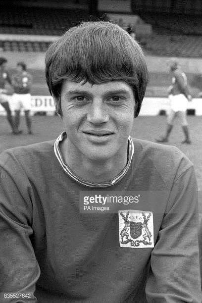 Duncan McKenzie of Nottingham Forest Football Club