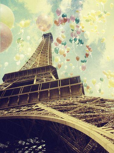 paris #paris #balloons