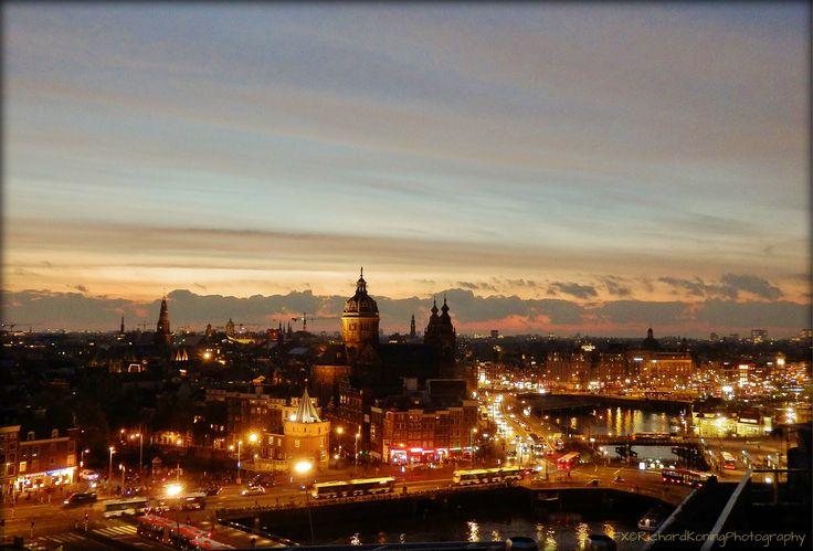 Sunset Amsterdam Centre