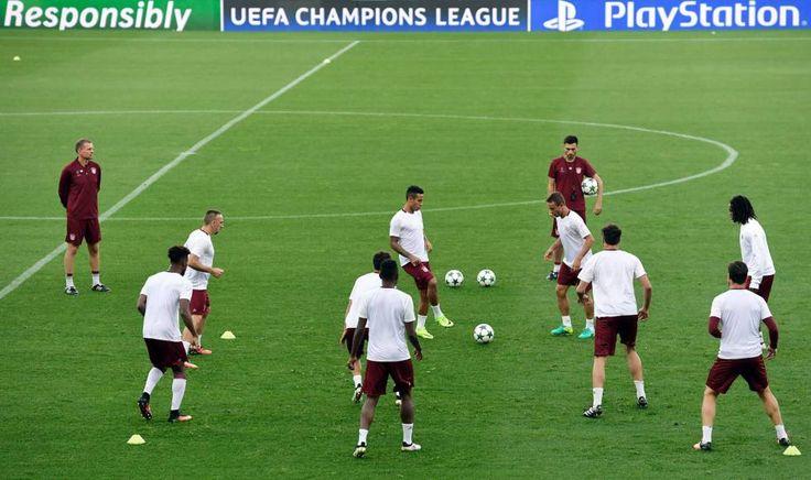 Atlético de Madrid  Bayern de Múnich en directo y en vivo