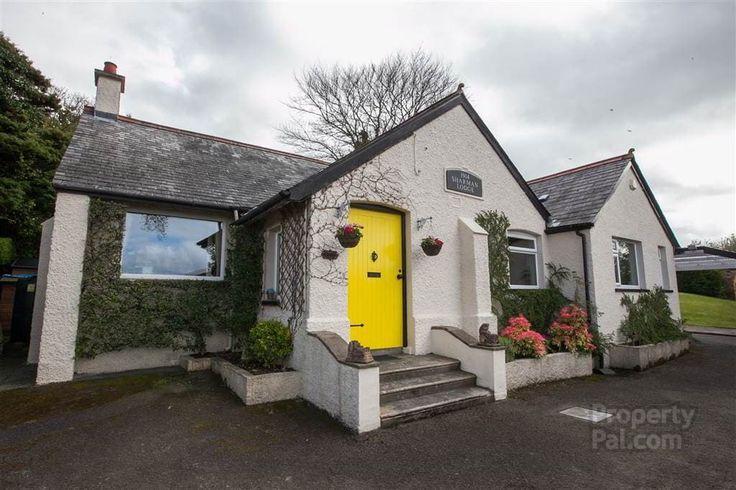 Sharman Lodge, 2A Main Street, Crawfordsburn, Bangor #yellowdoor