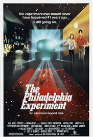 Watch Philadelphia Experiment Online. A United States Navy destroyer escort participates in a Navy invisibility experiment that inadvertently sends two sailors 40 years into the future.