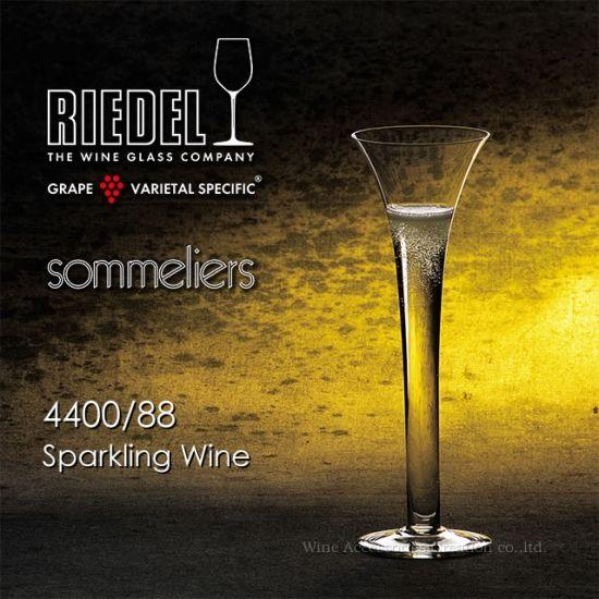 リーデル〈ソムリエ〉スパークリング・ワイン 4400/88 シャンパングラス 1脚   ワイン   ワイングラス   ワイン・アクセサリーズ・クリエイション