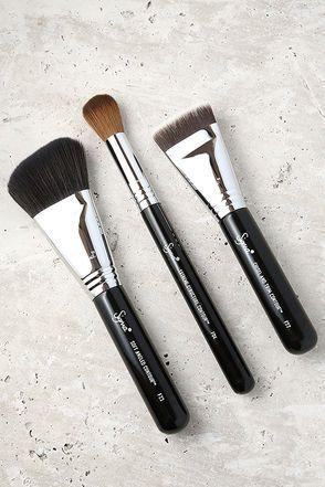 Contour Expert Brush Set #Brochas #Sigma #Brushes #Contour #Contouring