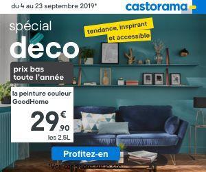4 Idees Pour Creer Une Entree Sans Cloisonner L Atelier Azimute Castorama Maison Cloison Amovible
