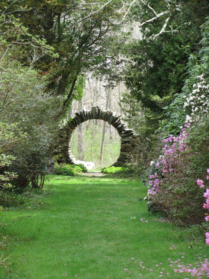 Kinney Azalea Gardens, Kingston, RI Photo by kfaella