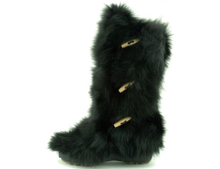 Śniegowce Oscar 2032-143 | Oscar yukon black* Oscar yukon black* | ZEBRA BUTY