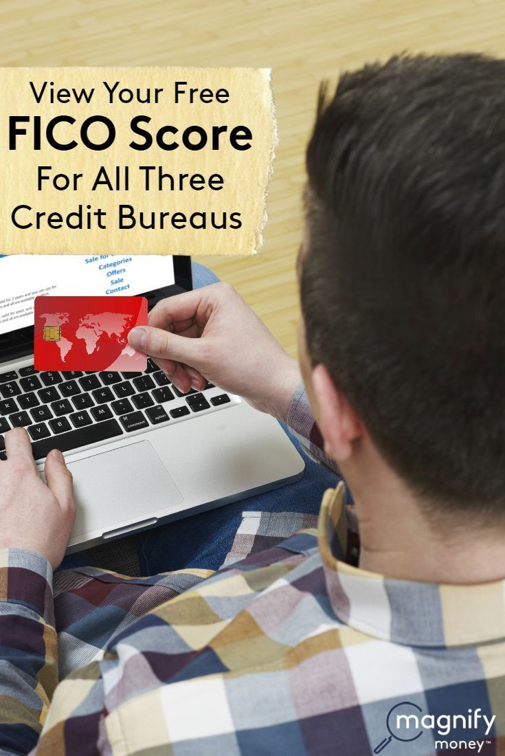 You can now see your real, free FICO score from all three credit bureaus depending on which banks hold your accounts.  Here's where to find your real, free FICO scores from banks or credit unions anyone can join: http://www.magnifymoney.com/blog/building-credit/find-free-fico-score-2-3-credit-bureaus925991009