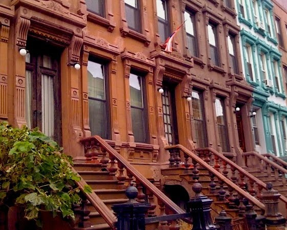 132 best harlem ny brownstones images on pinterest for New york city brownstone for sale