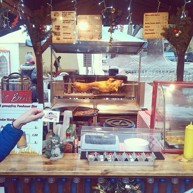 Christmas Market Bergamo 2014...!