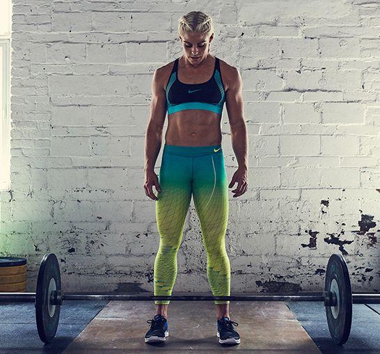 Sara Sigmundsdottir Wod Nike Metcon 2 Crossfit Sahara
