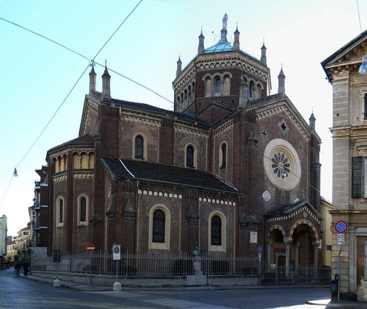 Vercelli Chiesa di San Bernardo