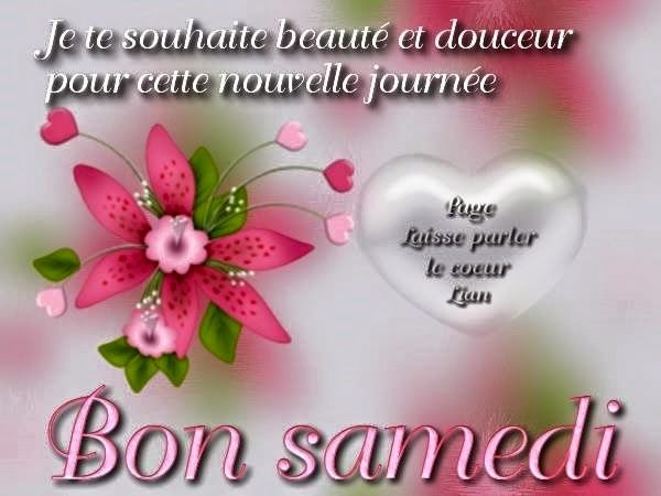 message bon samdi
