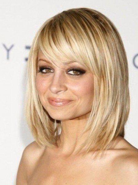 30 Bangs Hairstyles for Short Hair | HairStyleHub - Part 13