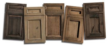 Dura Supreme Gray Stain Finish Collection - traditional - kitchen cabinets - orange county - Dura Supreme Cabinetry