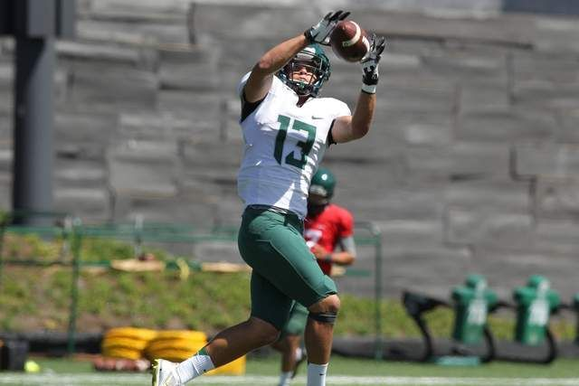 Oregon football: Wide receiver Devon Allen excelling on football field and track - http://wp.me/p3EufV-qTt