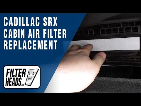 Pin On Cadillac Cabin Air Filter Replacement Videos