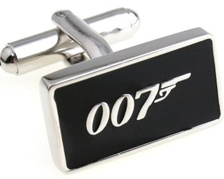 Amazon.com: The James Bond 007 Cuff links Gift Boxed(wedding cufflinks,jewelry for men,gift for groom): Clothing