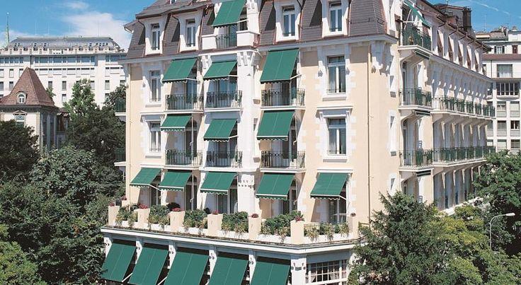 HOTEL|スイス・ローザンヌのホテル>ローザンヌの市内中心部から徒歩5分>ベストウェスタン プラス ミラボー(Best Western Plus Mirabeau)