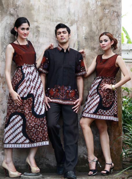 Inilah...Beberapa Model Batik Modern Muslim Pria dan Wanita - Baju batik modern kini memiliki berbagai macam model dan desain, sehingga hal ini menjadikan bu...