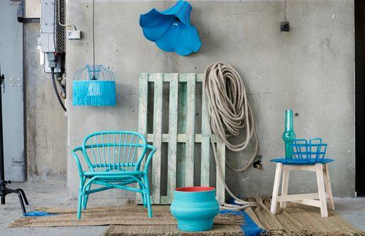 Annorlunda, vertaald als buitenbeentje, is de naam van de nieuwe tijdelijke collectie van Ikea.