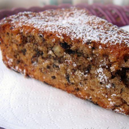 Carrot cake, crispy almonds and walnuts - Torta di carote mandorle e noci croccanti - (4.1/5)