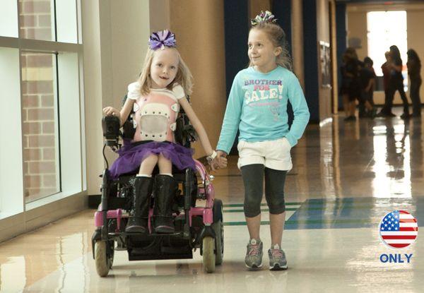Skippi Pediatric Power Wheelchair – Otto Bock Kids – Power Wheelchairs for Children, Pediatric Power Wheelchairs, Junior Wheelchair, Child Wheelchair