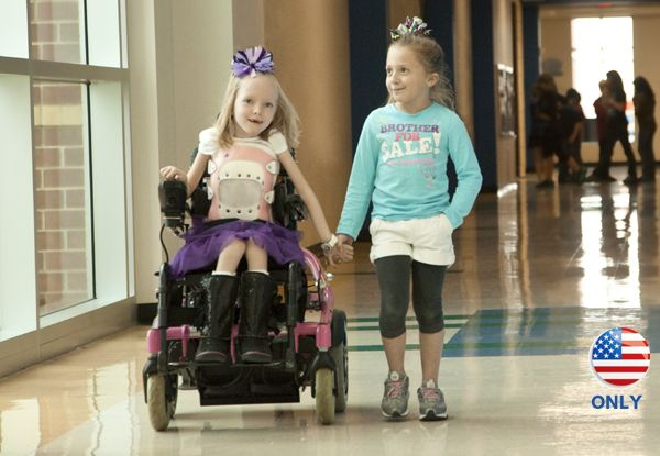 Electric Scooter With Seat >> Skippi Pediatric Power Wheelchair – Otto Bock Kids – Power ...