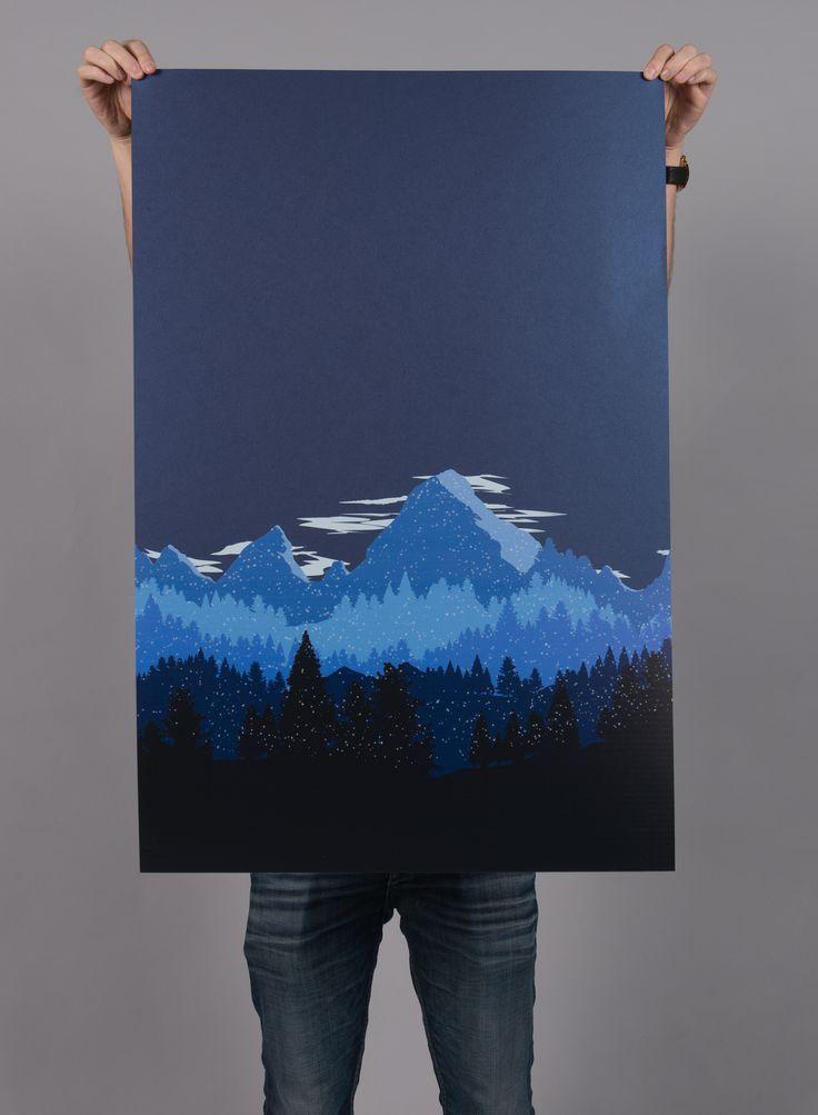 "Titta på det här @Behance-projektet: ""Antalis, graphic winter"" https://www.behance.net/gallery/45212381/Antalis-graphic-winter"