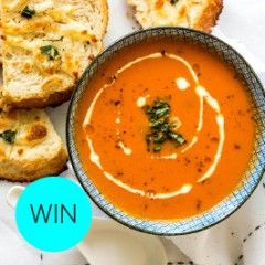 Win: The NutriBullet Rx -  With the prospect of cold winter nights on the horizon, we're upping our repertoire of healthy and hearty soul food that promises to keep us on the right track. Heeding our call for a quick and foolproof way to makeall manner of nutrient-rich soups in a matter of minutes, the latest addition to the […]
